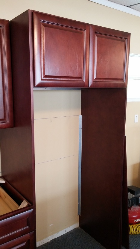 Refrigerator Side Panels